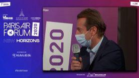 #ParisAirForum 2020 – Aéronautique et écologie: un défi planétaire, une coopération exemplaire