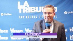 #ParisAirForum 2020 – Interview d'Eric BERANGER, MBDA