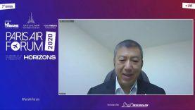 #ParisAirForum 2020 – ITW Patrice Ky – EASA