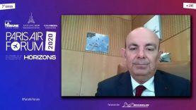 #ParisAirForum 2020 – L'industrie aéronautique et de défense en Europe à l'épreuve de la Covid-19